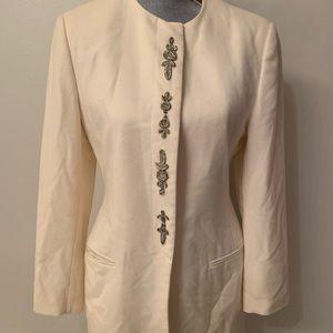 Vintage Modi white coat